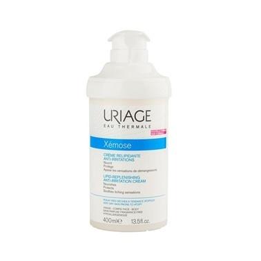 Uriage URIAGE Xemose Lipid Replenishing Anti-Irritation Cream 400 ml Renksiz